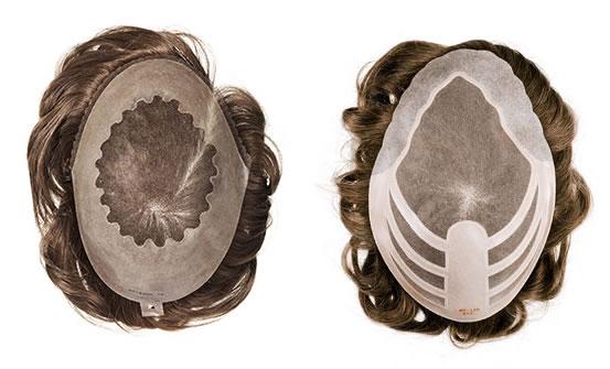 Toupet-Beispiel von Dening Hair